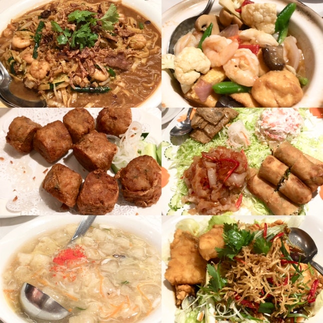 Great Hokkien Meal!