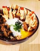 Fattie Bom Bom Look at that egg😍  #kleats #cafekl #burpple #egg