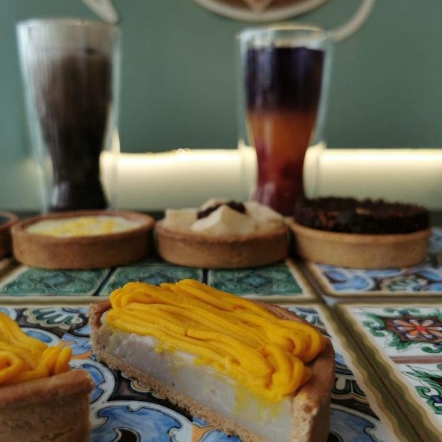 New Peranakan Cafe at East Coast