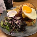 The Assembly Burger (S$23++).