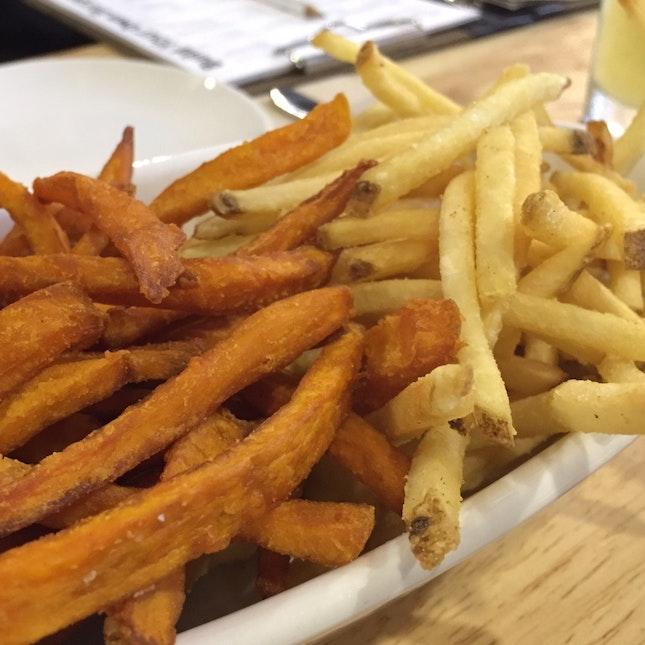 Addictive Fries