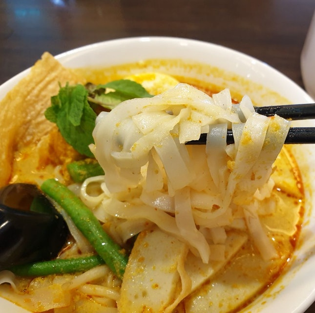 Yummy Curry Mee!