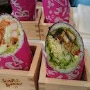 Sushi Burrito Collyer Quay