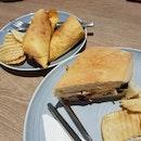 Brek Sandwich and wrap