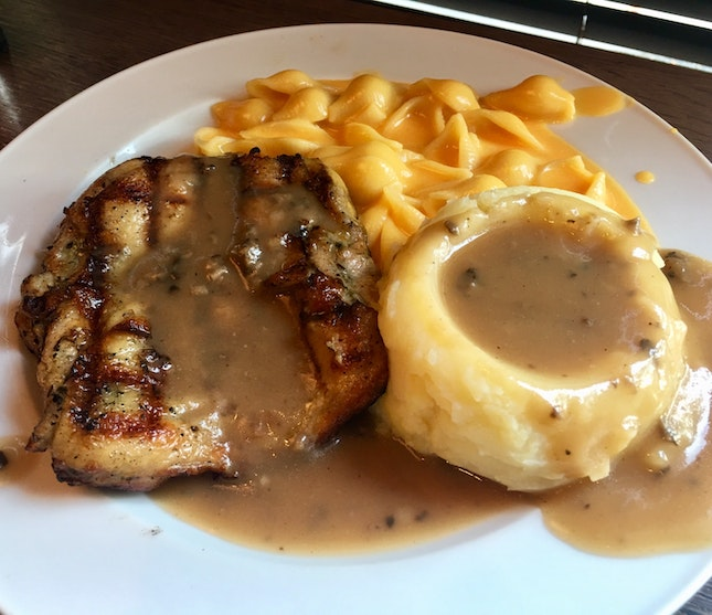 Chargrilled Chicken ($10.90)