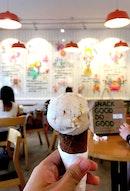 Single Scoop Cone Ice-Cream ($4.20)