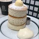 Gram Pancakes