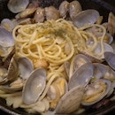 Clam Loaded Pasta