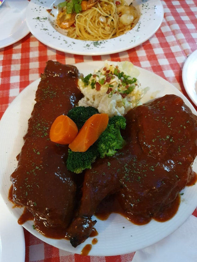 Tender Ribs To Satisfy Your Craving