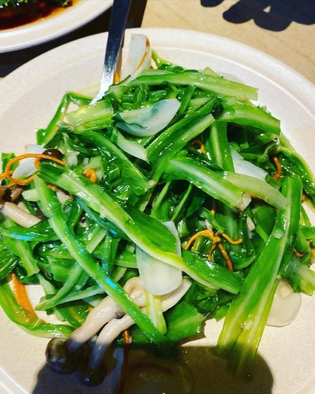 Dian Xiao Er - Stir Fried Veg