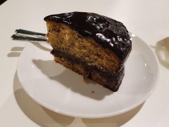 Must Try Chocolate Banana Cake!!