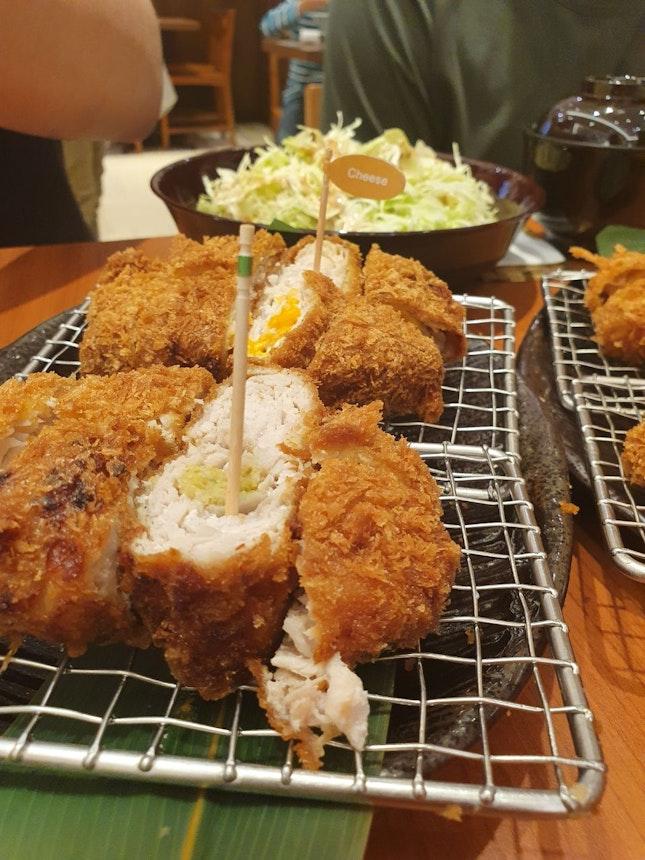 Great Tonkatsu Flavours!