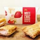 [NEW] White Choc Strawberry Cream