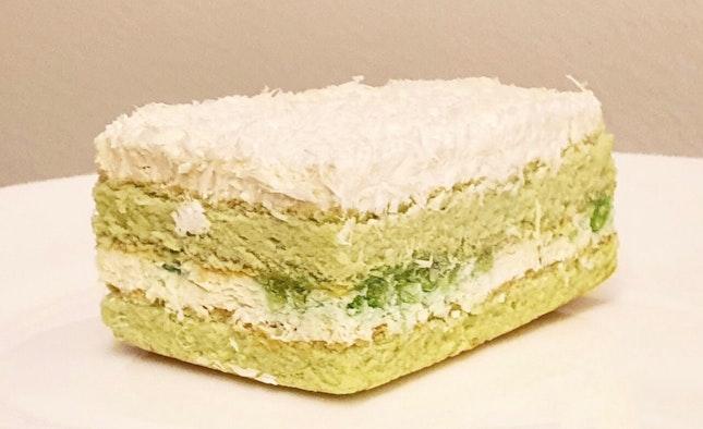[NEW] Chendol Cake ($6)