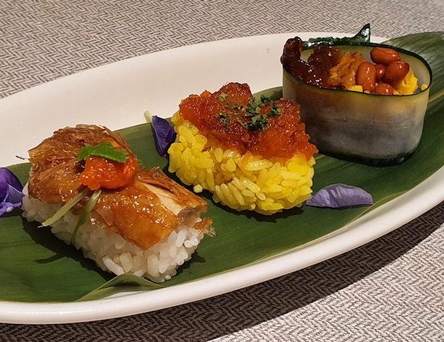 Taste Of Singapore Trio