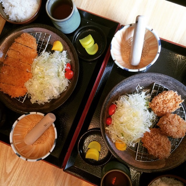 My Go-to Place For Tonkatsu