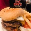 Fat Bastard @ Fat Boy