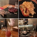 Chilli Lobster Tagliatelle, Ribeye Steak, Cloud Nine