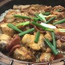 Fragrant Claypot Rice in the West