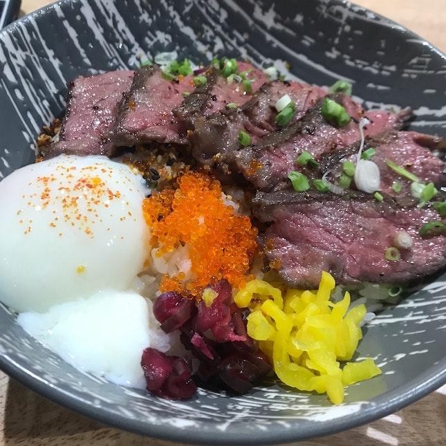 Tasty Wagyu Beef Don