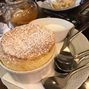 Vanilla Soufflé