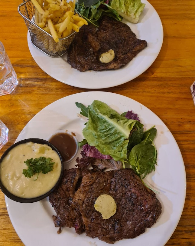 Un-stirling (Unsettling) Steaks