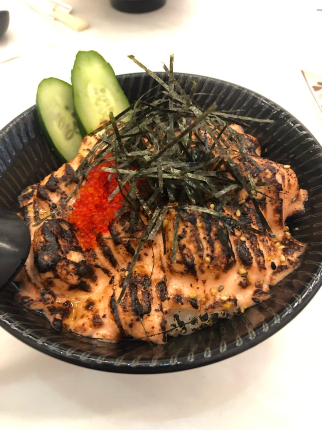 Salmon Mentaiko ($16.90)