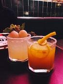 Gorgeous Sake Cocktails @ Super Boring Club