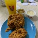 Mala Fried Chicken Meal