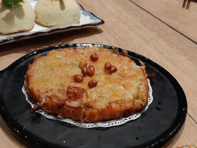 Radish Pancake
