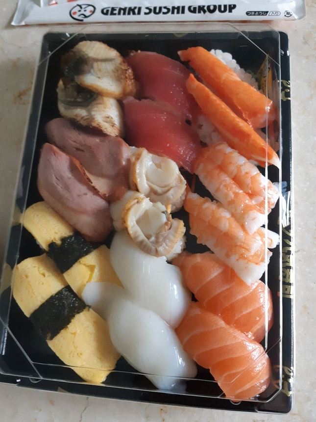 Special Sushi Set