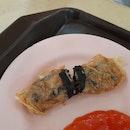 Dimsum Fried Veg Meat Roll