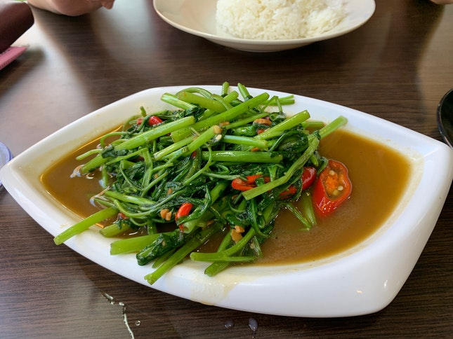 Thai Style Kang Kong