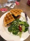 Perfect Waffles - Crispy on the outside, soft inside!