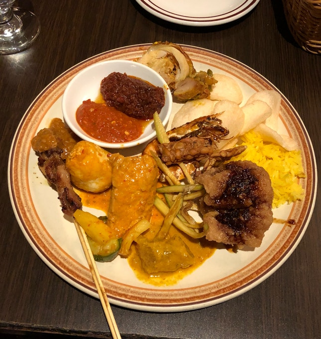 [Buffet] Kintamani Indonesian Buffet