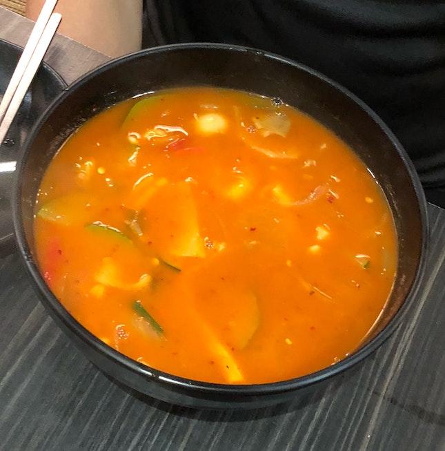 Shiok Spicy Broth!