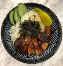 [Main Dish] Chicken Teriyaki Don (Regular, $11.90)
