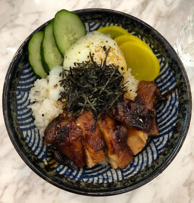 [Main Dish] Chicken Teriyaki Don (Regular, $11.90)