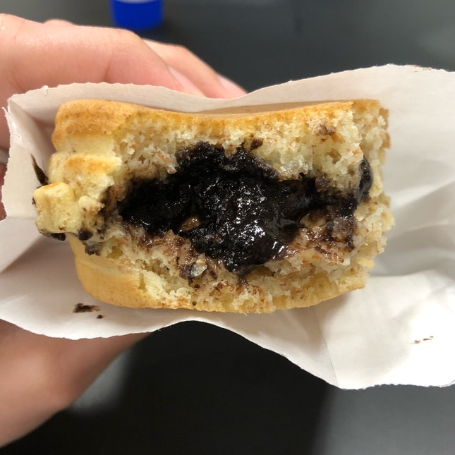 Cheesy Oreo Wholemeal Pancake ($2.60)