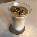 [Coffee] Iced Cereal Milk Latte ($7.50)