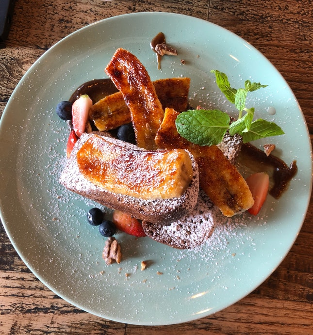 French Toast ($15)