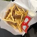 Otah Fries ($6.90)