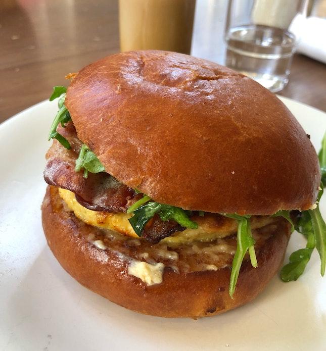 Breakfast Sandwich ($12)