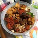 Quinoa Lemak + Sambal Tempeh ($8 + $2)