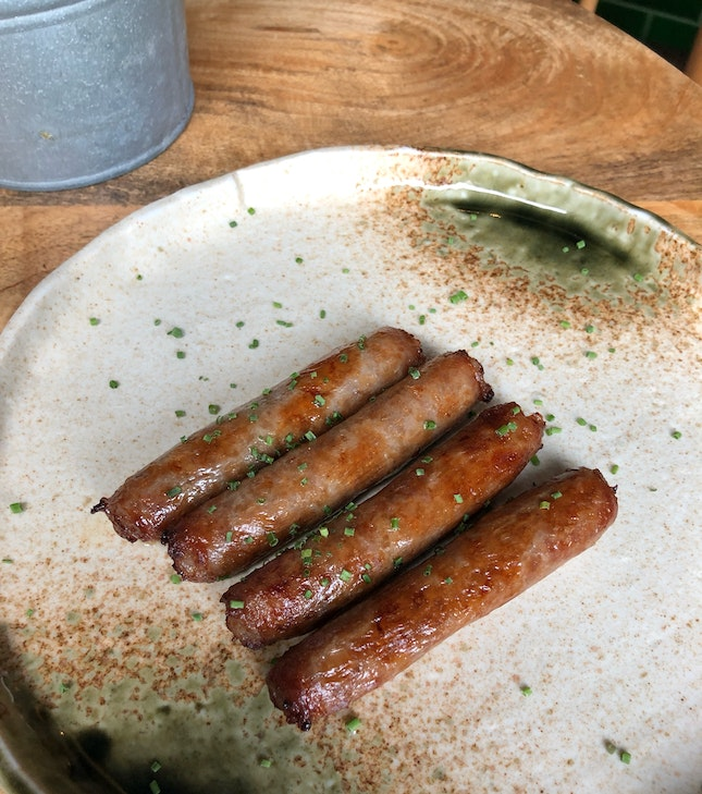 Maple Sausages ($7 Add On)