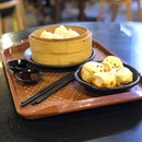 Set A Shen Jian Bao ($9.80), Xiao Long Bao (4pc, $5.40)