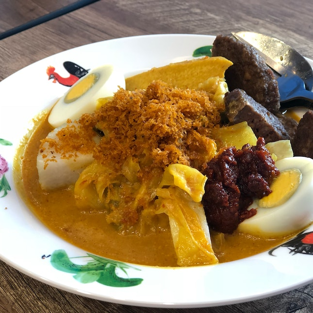 Peranakan Food That Touches The Soul