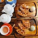 Small Cafe In Neighbourhood