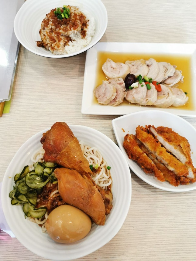 Affordable, simple Taiwanese cuisine
