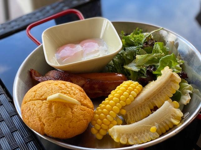 Fat Po Breakfast
